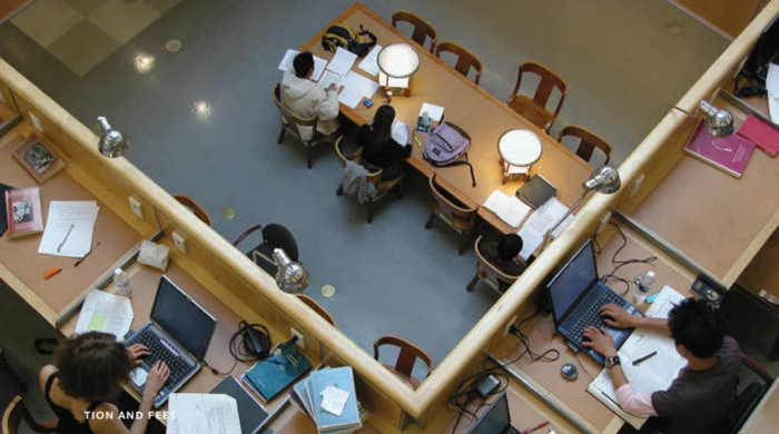 Biblioteca de la universidad de Berkeley