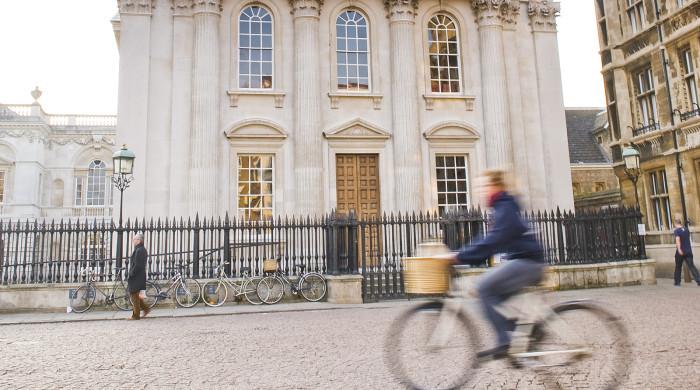 Aprende inglés en Cambridge