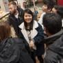 estudiantes de ingles en manchester