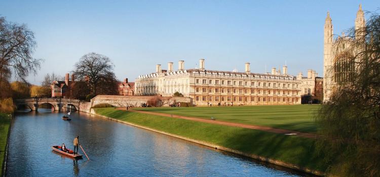 Escuela de inglés en Cambridge