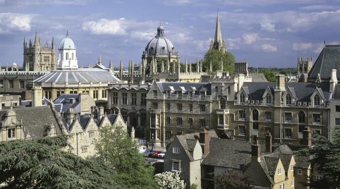 Instalaciones universidad Oxford