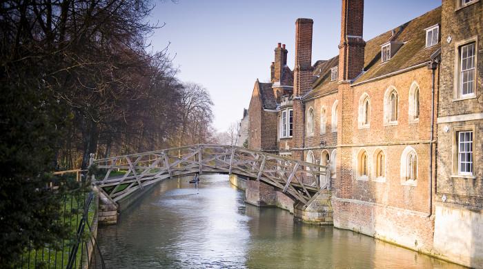 Mejor escuela para cursos de inglés en Cambridge