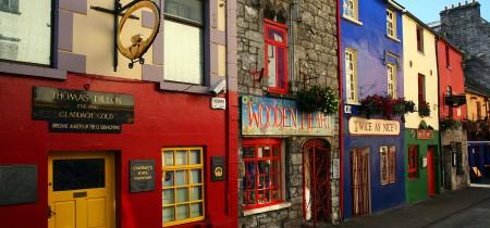 Quay street Galway