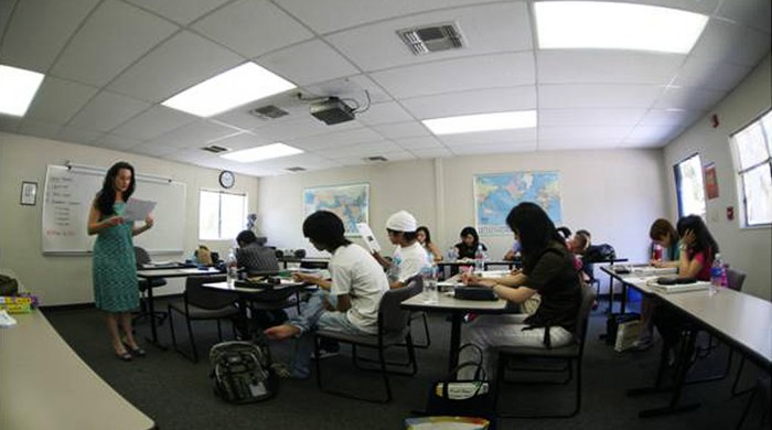estudiantes university San Diego