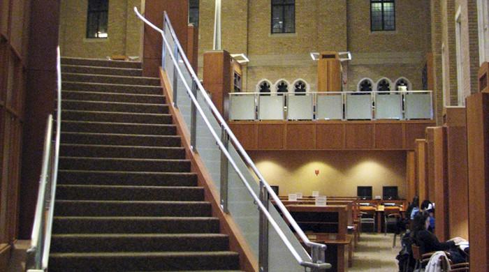 interior Yale University