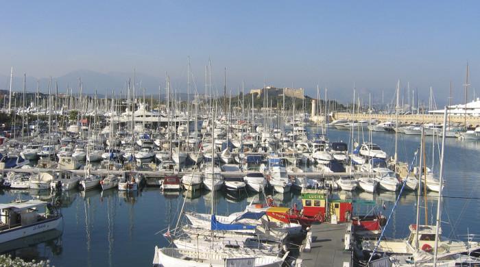 puerto de antibes