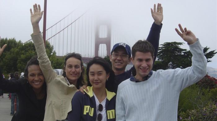 Estudiantes de Berkeley