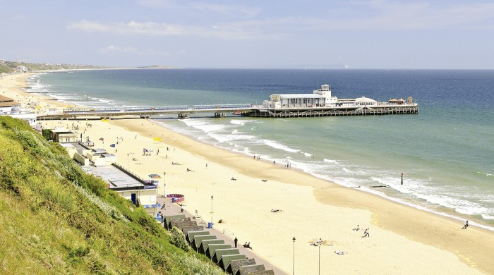 playa de Bournemouth