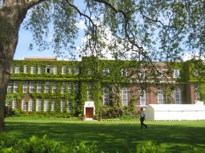 ingles en Regent College