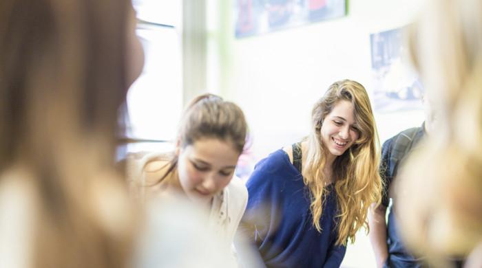 estudiantes ingles