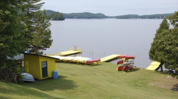 campamento canada