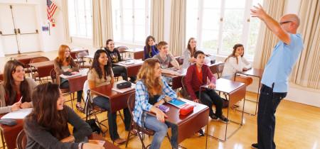 estudiantes UCLA