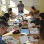 empresarios estudiando en galway