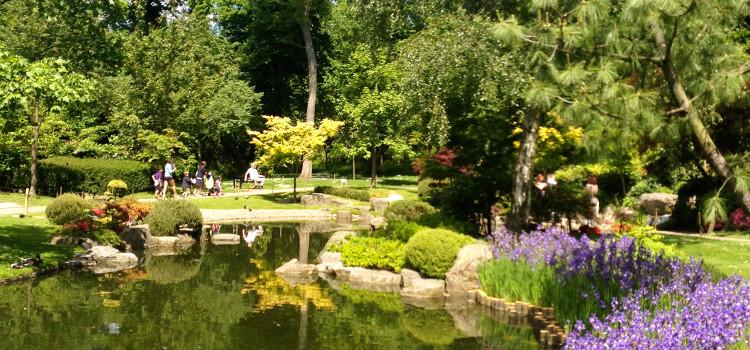 jardines en Londres