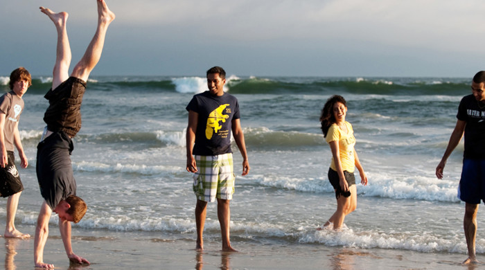 playa de california