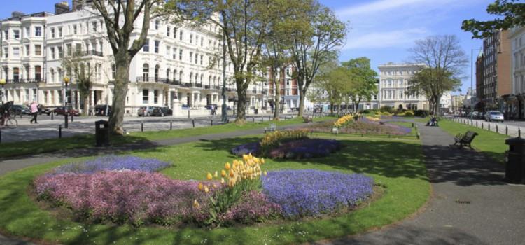 jardines de brighton