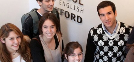 estudiantes ingles oral en oxford