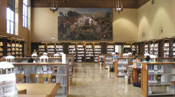 biblioteca de Berkeley