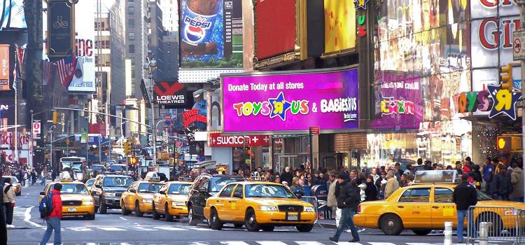 Calle más importante de Nueva York