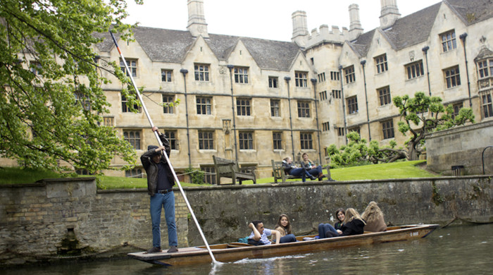 guia turistica en Cambridge
