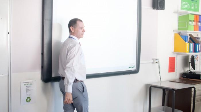 profesor de oxford