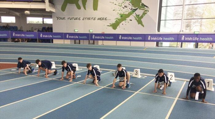 colegios atletismo Irlanda
