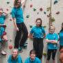 Colegios con escalada en Irlanda