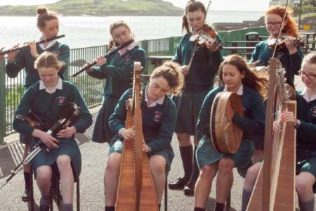 Inmersion escolar Irlanda