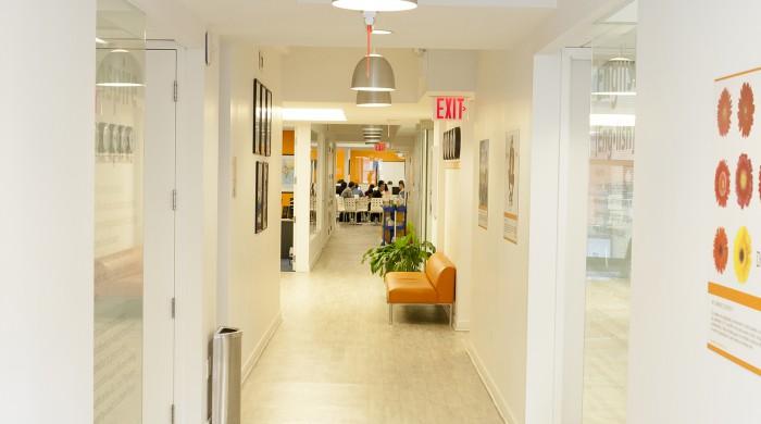 Escuela de inglés para adultos en Nueva York