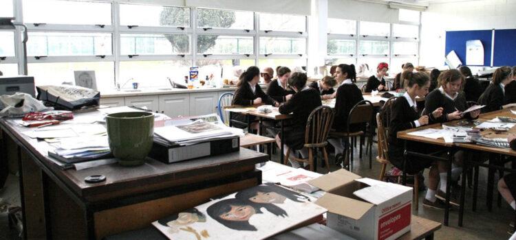 Trimestre escolar en Irlanda