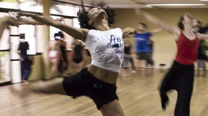 curso de danza e ingles en Nueva York