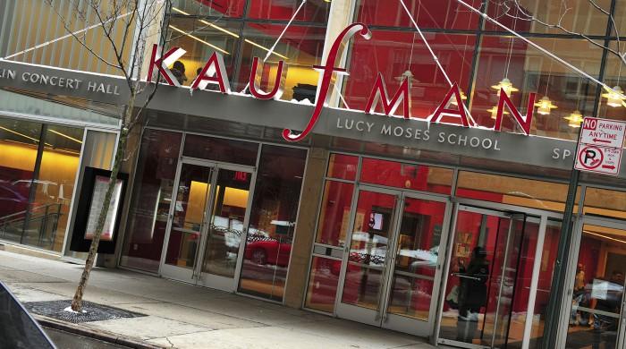escuela de danza en Nueva York