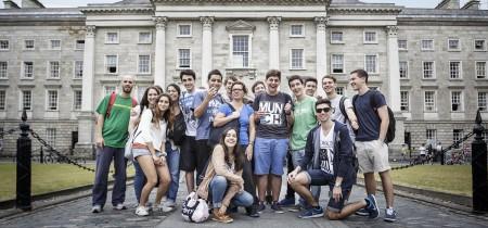 ingles para jovenes en trinity college