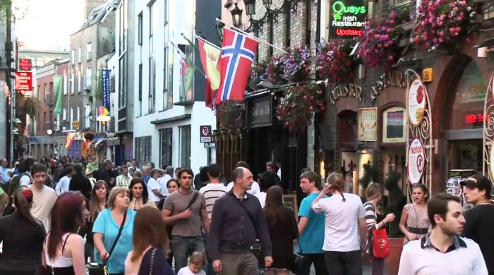 Actividades del curso de inglés en Edimburgo