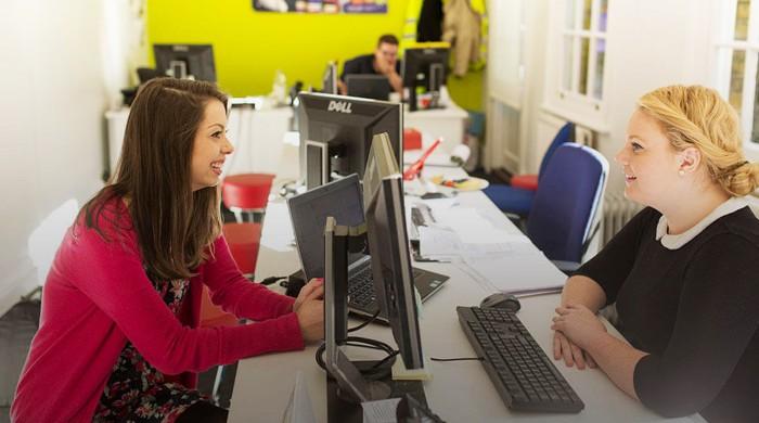 Sala informática para inglés jurídico en Edimburgo