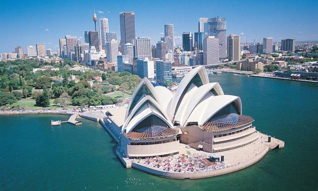 Déjate sorprender por Australia