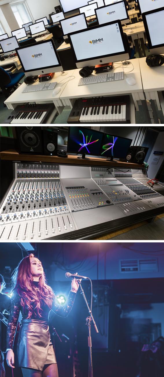 Universidades de música en Londres