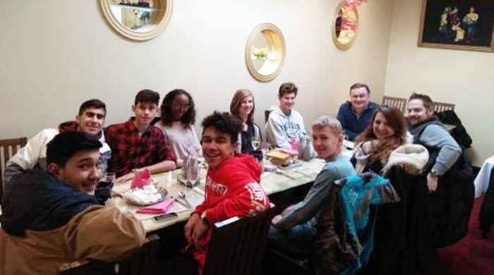 Jóvenes internacionales de voluntariado en Irlanda