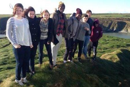 Voluntariado jovenes Irlanda