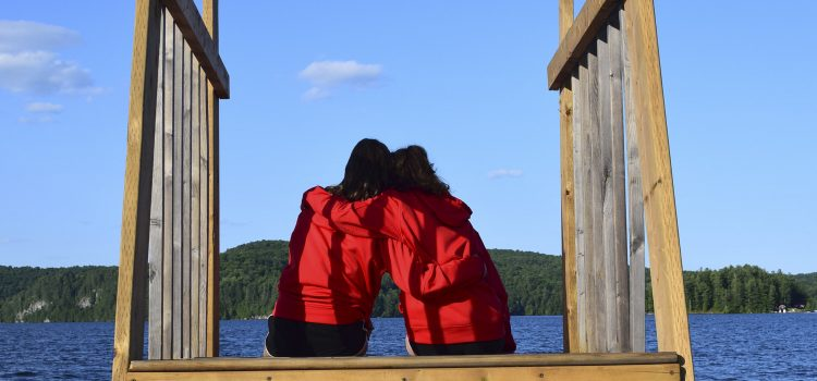 Campamentos en Canada